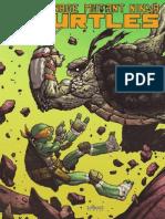 Teenage Mutant Ninja Turtles #35 Preview