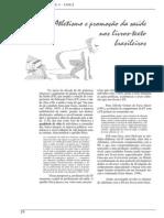 Atletismo e Promoção Da Saúde Nos Livros Textos Brasileiros