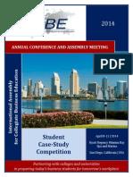 2014 Acam Case Study Competition