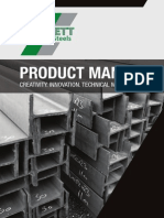 steel sections sizes