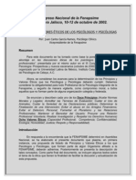 52506603 Codigo Etico Del Psicologo