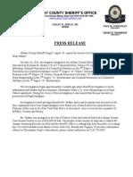 2014 Press Release Straker and Grant