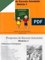 eSCUELAS SALUDABLES 3