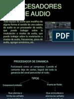 Clase Imagen y Sonido Procesadores