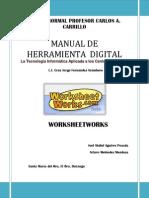 manual de herramientas worksheetworks 1