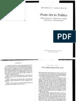 Edelman From Art to Politics