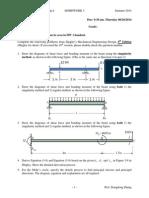 Machine Homeworks 1
