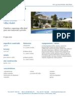 Villa en Santa Eulalia Ibiza en Venta