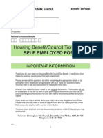 186701Self Employed Form
