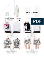 Sample Sale Womens Collections