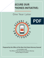 Secure Our Smartphones Initiative Report