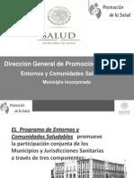 Municipio Activo Prom de La Salud