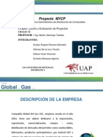 Compañía Global Del Gas SAC
