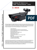 Catalogo St Tv800
