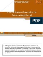 1) Lineamientos Generales 2011