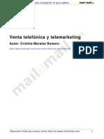 Venta Telefonica Telemarketing 7199