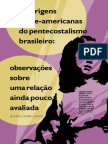 As Origens Norte Americanas Do Pentecostalismo Brasileiro