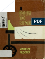 A Body to Spare - Maurice Procter