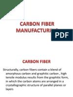 Carbon Fiber Mfg