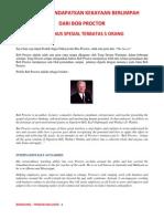 Bob Proctor - Mind and Money Strategies