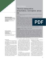 Tecnica Restaurativa Atraumatica