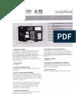 Ferramenta e Instruções Para Manutenção de Sistemas Solares Térmicos