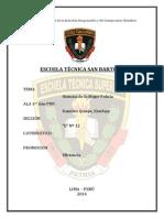 Escuela Técnica San Bartolo