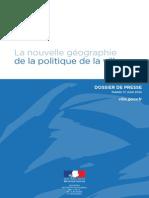 DP - La nouvelle géographie de la politique de la ville.pdf