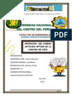CARBON ACTIVADO DE COCO prozaso!+++++