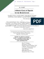 Gary Gates Amicus Brief
