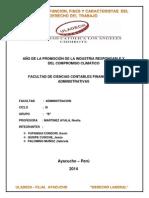 Derecho Laboral 2014 III