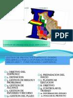 Gestion de Proyectos en El Fdpccioycc