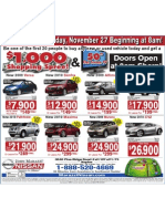 A Short Drive from Fort Myers Saves Thousands at John Marazzi Nissan