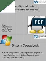 Sistemas Operacionais II