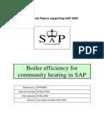 STP09-B06 Community Heating Boilers