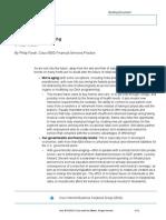 Cisco - Future of Retail Banking - 2013
