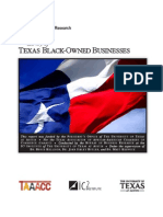 Survey of Texas Black-Owned Businesses