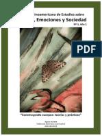 Revista, Cuerpo Emociones y Sociedad
