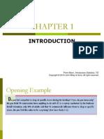Intorductory Statistics, Chapter 1- Prem Mann