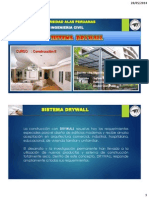 Construccion II Drywall Finall