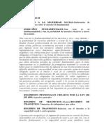 SU062-10 - Derecho a La Seguridad Social