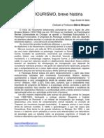 BEHAVIOURISMO, Breve Historia - Tiago Malta