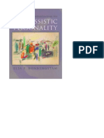 Elsa F. Ronningstam-Identifying and Understanding the Narcissistic Personality-Oxford University Press, USA (2005)