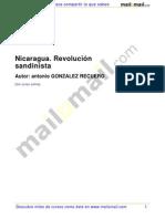 Nicaragua Revolucion Sandinista 24204