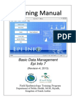 Epi Info-7 Manual Rev-4