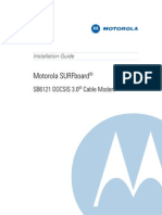 MetroCast Modem SB6121