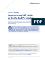 Implementing Hana