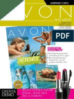 Avon Magazine 11-2014