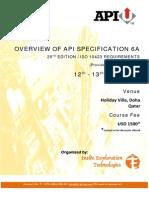 001A - API - U - 6A Brochure - Qatar