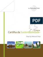 Cartilha Sustentabilidade - The Natural Step